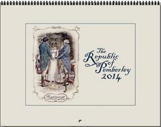 Jane Austen Mansfield Park Calendar (2013)