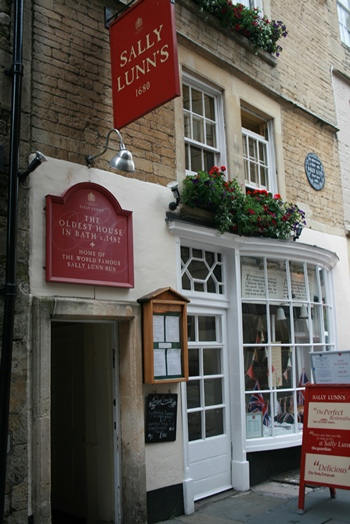 Sally Lunn's in Bath
