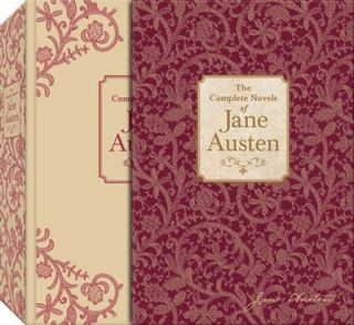 The Complete Novels of Jane Austen by Race Point Publishing 2013