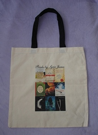 Syrie book bag
