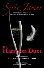 The Harrison Duet, by Syrie James (2014)