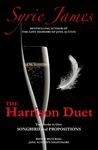 The Harrison Duet by Syrie James 2014 x 200