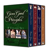 Given Good Principles Boxed Set by Maria Grace 2013 x 200