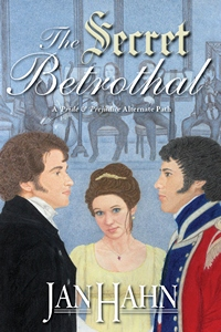 The Secret Betrothal by Jan Hahn (2014)