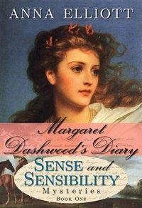 Margaret Dashwoods Diary by Anna Elliot 2014 x 200