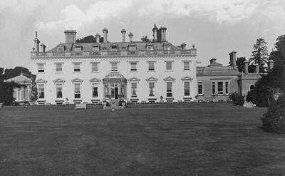 Bifron Park, in Kent circa 1900