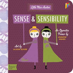 Sense and Sensibility Babylit Primer by Jennifer Adams 2013 x 250