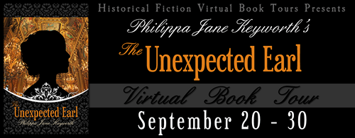 The Unexpected Earl_Blog Tour Banner