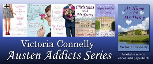 Austen Addicts banner 2014 US covers
