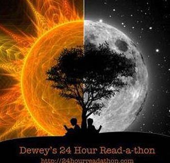Dewey's 24-hour read-a-thon (2014)