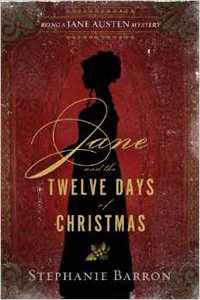 Jane and the Twelve Days of Christmas by Stephanie Barron (2014)