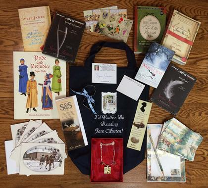 Jane Austen's First Love Holiday Blog Tour Grand Prize