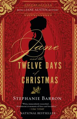 Jane and the Twelve Days of Christmas by Stephanie Barron 2014