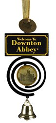 Downton Abbey pull bell ornament x 250
