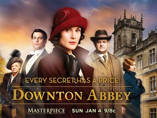 Downton Abbey Season 5 poster