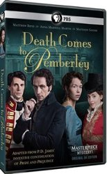 Death Comes to Pemberley 2013 DVD x 200