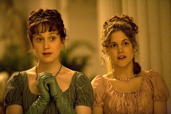 Elinor and Marianne Dashwood in Sense and Sensibility 2007 x 350