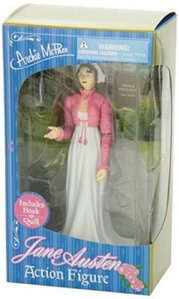 Jane Austen Action Figure x 250