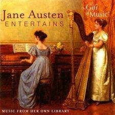 Jane Austen Entertains CD x 300