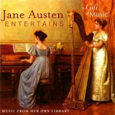 Jane Austen Entertains CD x 300