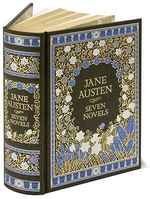 Jane Austen Seven Novels 2007 x 300