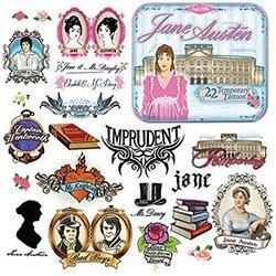 Jane Austen Tattoos x 250