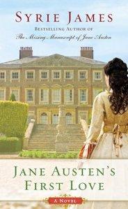 Jane Austen's First Love by Syrie James 2014 x 300