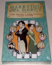 Marrying Mr Darcy Board Game x 250