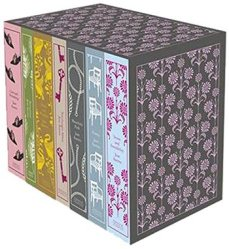 The Complete Jane Austen boxed set by Penguin Classics 2014 x 350