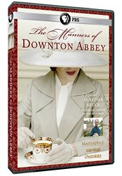 The Manners of Downton Abbey 2014 DVD x 250