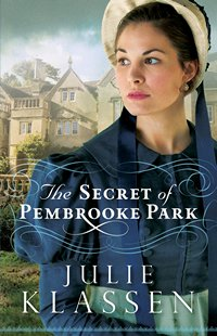 The Secret at Pembrooke Park, by Julie Klassen 2014 x 200