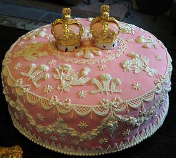 Twelfth Night Cake © Ivan Day x 350