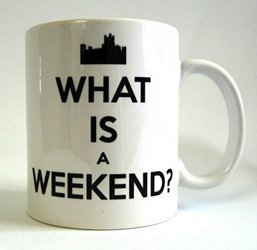 What is a Weekend Mug x 250