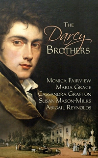 Book cover of The Darcy Brothers