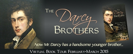 The Darcy Brothers tour banner x 450
