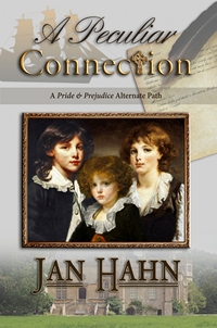 A Peculiar Connection by Jan Hahn 2015 x 200