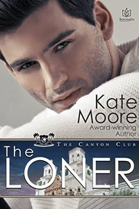 The Loner by Kate Moore 2014 x 200
