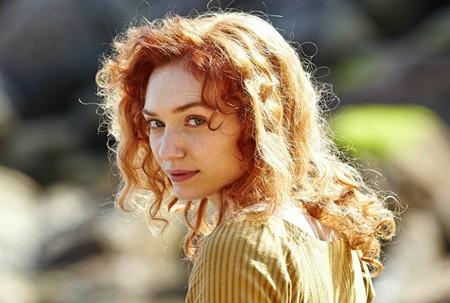 Poldark Season One Eleanor Tomlinson as Demelza Carne x 450