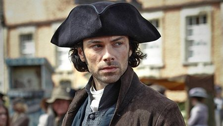 Poldark Season 1, Aidan Turner as Ross Poldark