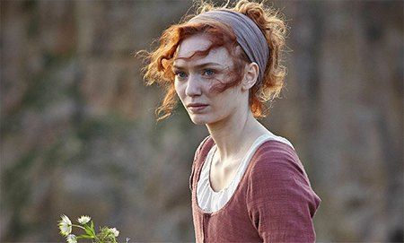 Poldark Season 1, Eleanor Tomlinson as Demelza