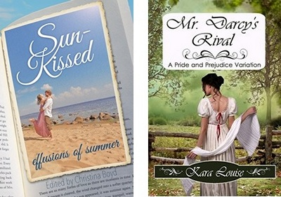 Sun kissed and Darcy Rival banner x 400