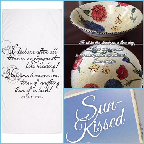 Sun Kissed Blog Tour Prize Package x 500