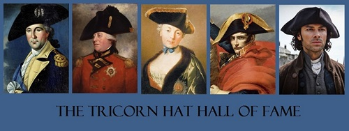 The Tricorn Hat Hall of Fame x 500