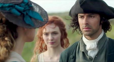 The Poldark Love Triangle