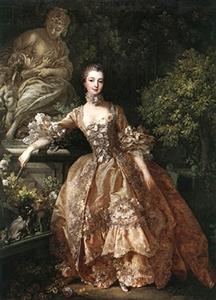 Georgian Lady x 300
