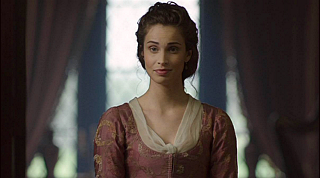 Heida Reed as Elizabeth Poldark (2015)