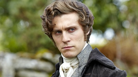 Jack Farthing as George Warleggan in Poldark (2015)