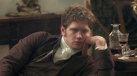 Francis Poldark (Kyle Soller) at the Warleggan ball. Image (c) 2015 Mammoth Screen, Ltd. for Masterpiece PBS