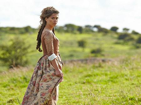 Sabrina Bartlett as Keren Smith in Poldark (2015 )