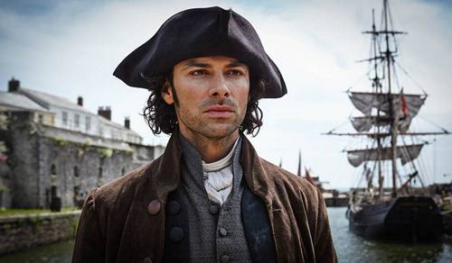 Captain Ross Poldark (Aidan Turner). Image (c) 2015 Mammoth Screen, Ltd. for Masterpiece PBS